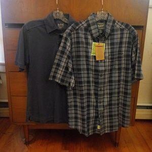 Bundle of NWT Woolrich Shirts